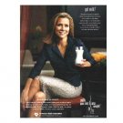 MEREDITH VIEIRA got milk? Milk Mustache Magazine Ad © 2006