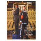 AVERY JOHNSON & JOSH HOWARD got milk? Milk Mustache Magazine Ad © 2007