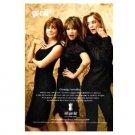 BOBBIE EAKES, REBECCA HERBST & KASSIE DEPAIVA got milk? Milk Mustache Magazine Ad © 2008
