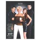 CHARYTÍN GOYCO Y SUS HIJOS got milk? Milk Mustache Magazine Ad © 2008 SPANISH TEXT
