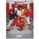 HIGH SCHOOL MUSICAL got milk? Milk Mustache Magazine Ad © 2007