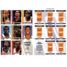 MILK MUSTACHE Topps Limited Edition Sports Illustrated For Kids Collector's Basketball Cards © 1998