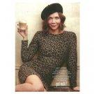 MAGGIE GYLLENHAAL got milk? Milk Mustache Magazine Ad © 2011