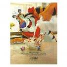 KELLOGG'S Tony the Tiger SNAP CRACKLE POP & MINI got milk? Ad © 2012 SPANISH TEXT