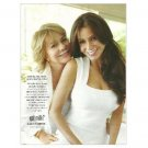 SOFIA VERGARA & MOTHER got milk? Milk Mustache Magazine Ad © 2011 SPANISH TEXT