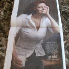 SUSAN SARANDON got milk? USA Today Newspaper Full-Page Ad 2011