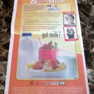 2012 SAMMY AWARDS CONTEST ENTRY got milk? USA Today Newspaper Full-Page Ad