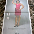 ALISON VINCENT got milk? Milk Mustache Full-Page USA Today Newspaper Ad 2008