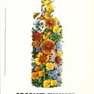 ABSOLUT SUMMER Vodka Magazine Ad from Chile RARE!