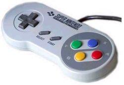 Super Nintendo controllers