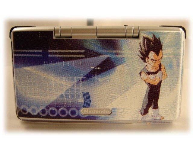 DBZ Vegta Nintendo DS skin