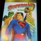 SUPERMAN vs. The Monsters & Villians DVD New Factory Sealed FS