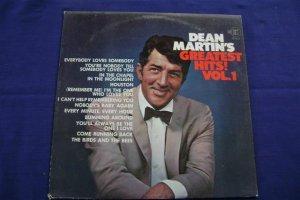 DEAN MARTIN'S GREATEST HITS VOL.1