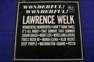 Lawrence Welk - WONDERFUL! WONDERFUL!  (1963)