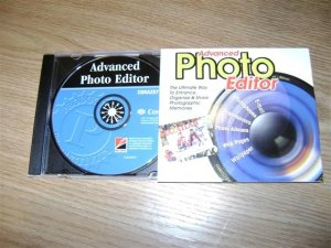 ADVANCED PHOTO EDITOR CD