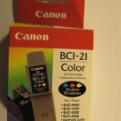 Canon Ink Cartridge BC1-21 Color x 2