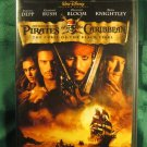 Pirates of the Caribbean - The Curse of the Black Pearl (Two-Disc Collector's Edition) (2003) DVD