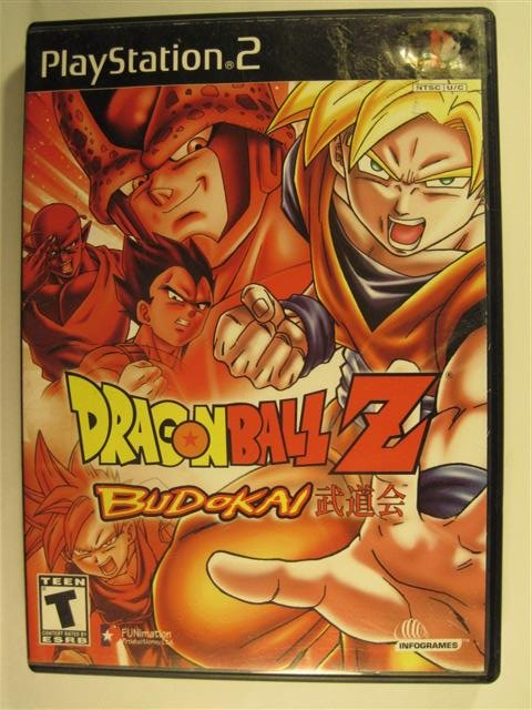 Dragon Ball Z Budokai - PlayStation 2