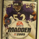 Madden NFL 2005 Sony PlayStation 2 B