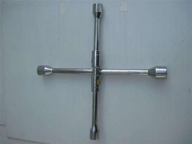 """14"""" Folding Lug Wrench"""