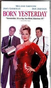 Born Yesterday [VHS] (1993)