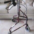 3 Wheel Walker-Rollator