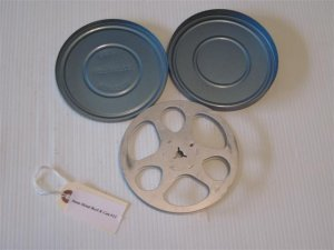 8mm Metal Reel & Can #11