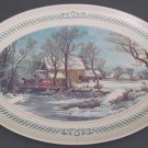Holiday Serving Platter-Melmac-Retro-(Made in the USA)
