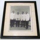 Vintage Photo of 4 Men #011014