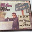 Vintage - Merle Haggard - Reel-to-Reel Tape.