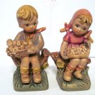 Hummel Type Figurines # 1  042013