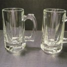 Libby Beer Mugs Two (2) - Vintage - Inv# 051613 Set #03