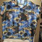 Hawaiian Shirt 01 011714 Men's 3XL - Worn One Time!