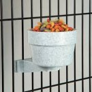 Pet Food & Water Bowl for Kennel Cage 020915