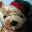"Christmas Teddy Bear Plush 28"" 010115"