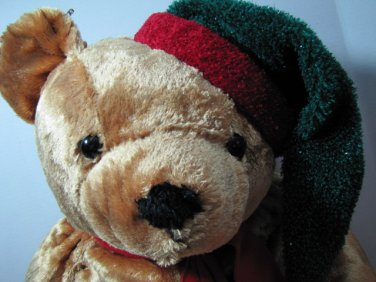 Christmas Teddy Bear Plush 28� 010115