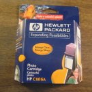 HP 16 Photo Ink Cartridge #C1816A DATED AUG 2001 #112714
