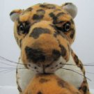 Leopard with Cub Plush Toy #030615 (Large Toy)