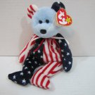 Beanie Baby Spangle Blue Face Our # 091216