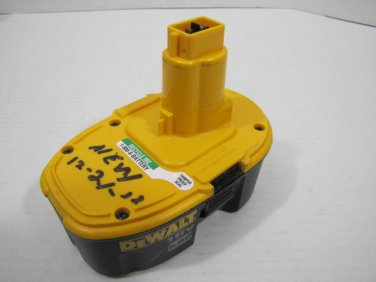 DEWALT 18-Volt XRP Rechargeable Cordless Battery (Used) Non-Working. #121116 01