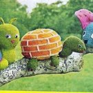 Vintage Pillows Pet Crochet Pattern