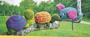 Vintage Pillows Pet Crochet Pattern