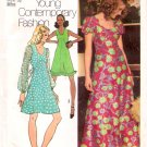 Vintage Pattern Simplicity 5015 Miss Dress 70s Size 14 UNCUT