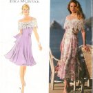 Vintage Pattern Simplicity 7910 Miss Dress 90s Size 10-14 UNCUT