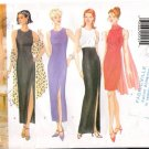 Vintage Pattern Butterick 4881 Miss Close-Fitting Dress 90s Size 10