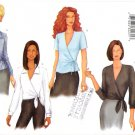 Pattern Butterick 6768 Blouse, Top Size 12-14-16