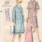 Vintage Pattern Vogue 6646 Robe 60s Size 12 B32