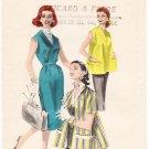 Vintage Pattern Butterick 7796 Maternity Coordinates 50s Size 12 B30
