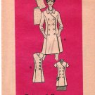 Vintage Pattern Mail Order 4952 Dress Variation, Skirt and Top Later 70s Size 14 B36