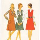 Vintage Pattern Style 3835 Jumper and Blouse 70s Size 14 B36 UNCUT